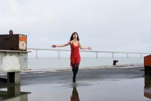 Marina Cedro contemporary tango musician