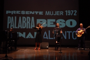 Tango show theater