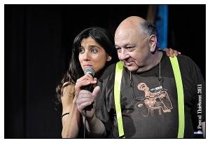 Concert Jamel Marina et Remy Kolpa Kopoul credti Pascal Thibeaut 2011